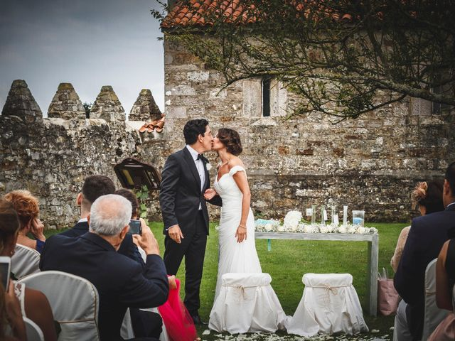 La boda de Marcos y Laura en Luces, Asturias 99