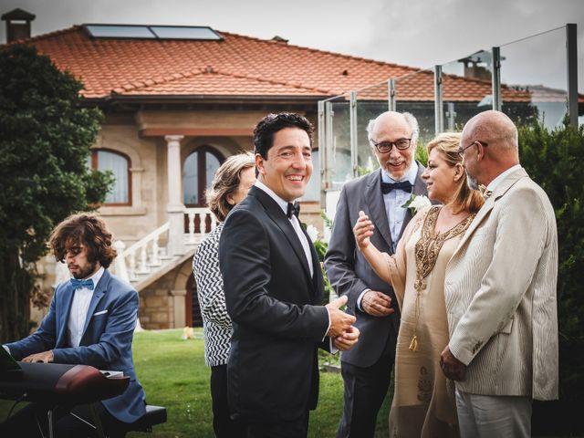 La boda de Marcos y Laura en Luces, Asturias 101