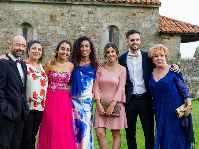La boda de Marcos y Laura en Luces, Asturias 105