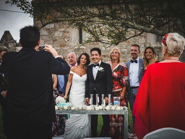La boda de Marcos y Laura en Luces, Asturias 107