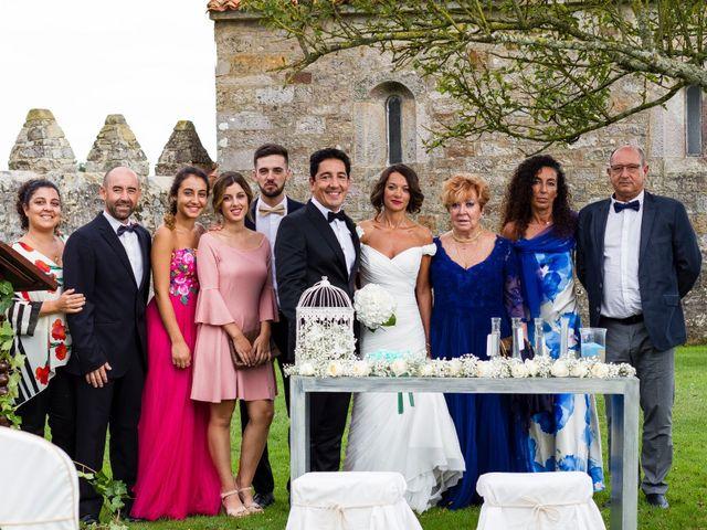 La boda de Marcos y Laura en Luces, Asturias 110