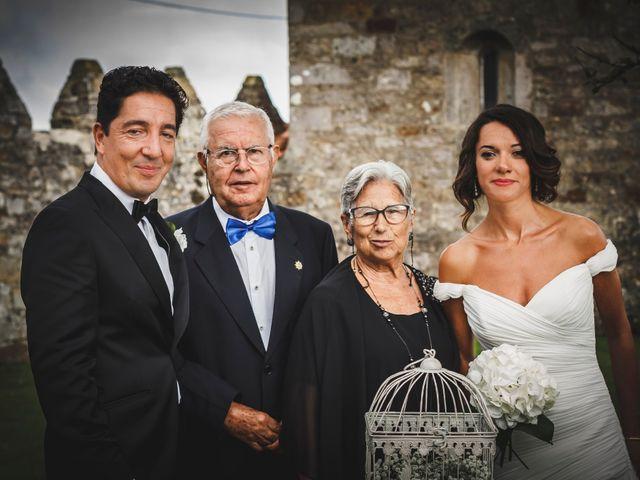 La boda de Marcos y Laura en Luces, Asturias 112