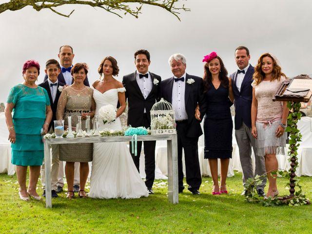 La boda de Marcos y Laura en Luces, Asturias 114