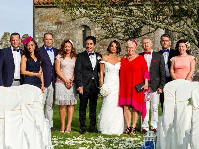 La boda de Marcos y Laura en Luces, Asturias 115