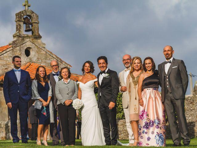 La boda de Marcos y Laura en Luces, Asturias 116