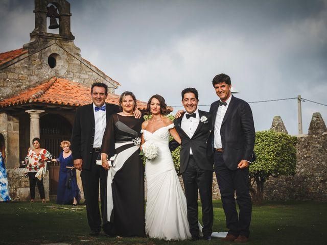 La boda de Marcos y Laura en Luces, Asturias 117