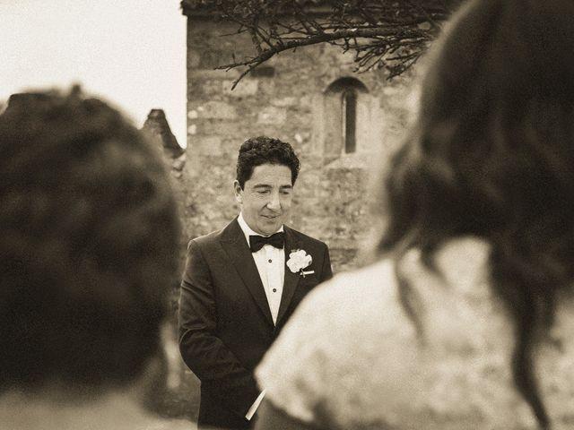 La boda de Marcos y Laura en Luces, Asturias 119