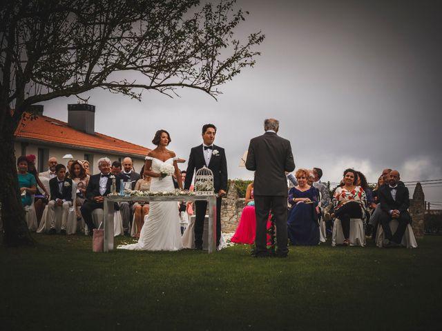 La boda de Marcos y Laura en Luces, Asturias 120