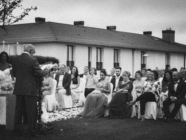 La boda de Marcos y Laura en Luces, Asturias 121