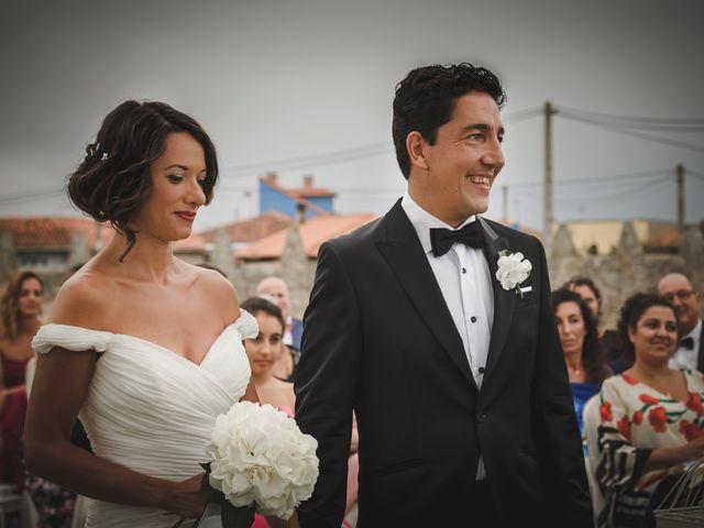 La boda de Marcos y Laura en Luces, Asturias 122