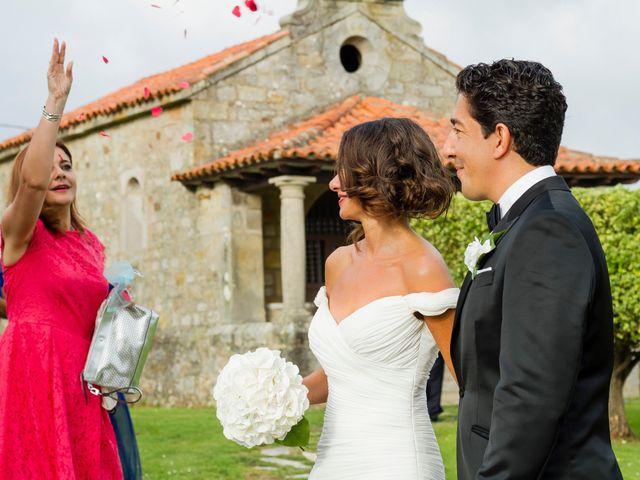 La boda de Marcos y Laura en Luces, Asturias 130