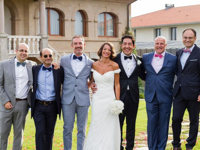 La boda de Marcos y Laura en Luces, Asturias 132