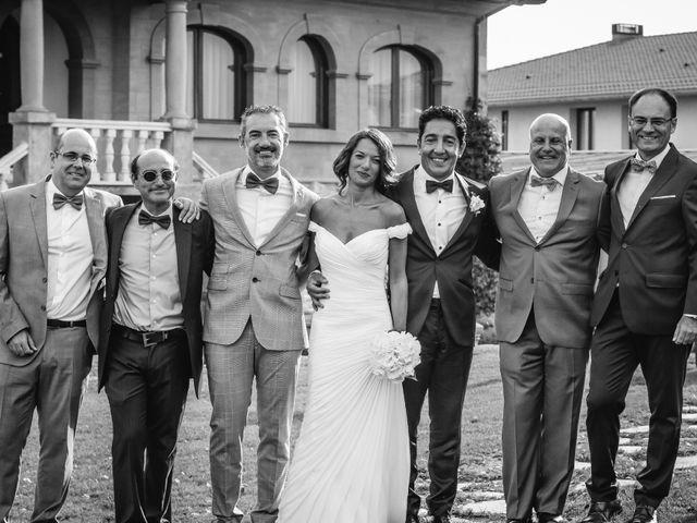 La boda de Marcos y Laura en Luces, Asturias 133