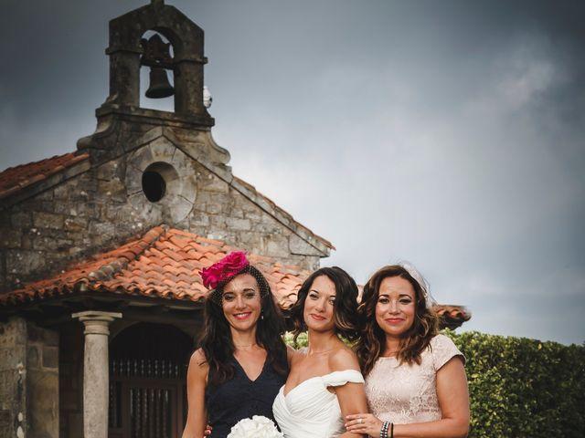 La boda de Marcos y Laura en Luces, Asturias 134