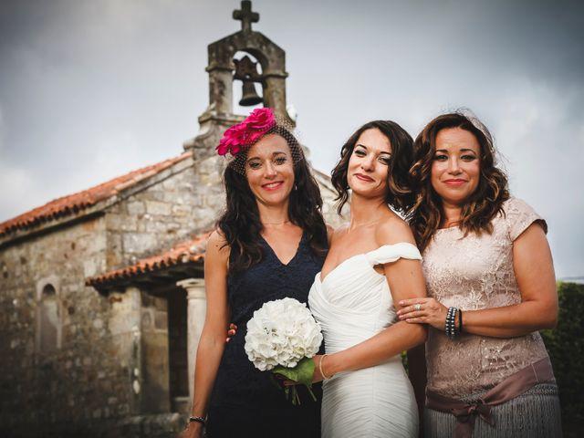 La boda de Marcos y Laura en Luces, Asturias 135
