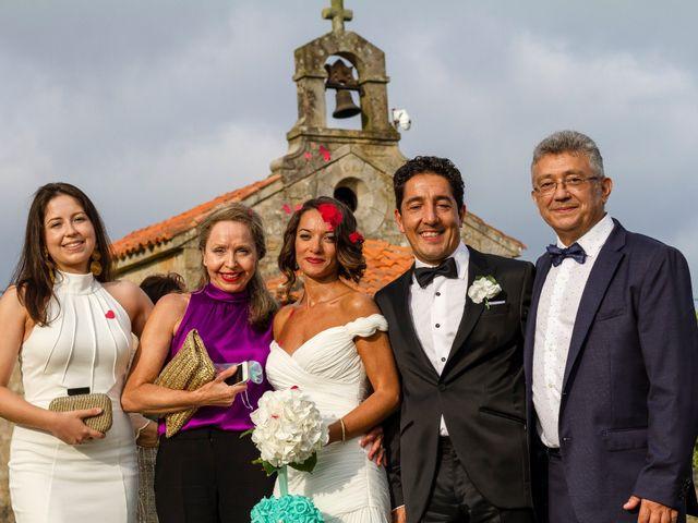 La boda de Marcos y Laura en Luces, Asturias 137