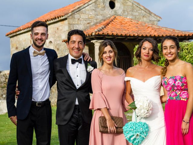 La boda de Marcos y Laura en Luces, Asturias 138