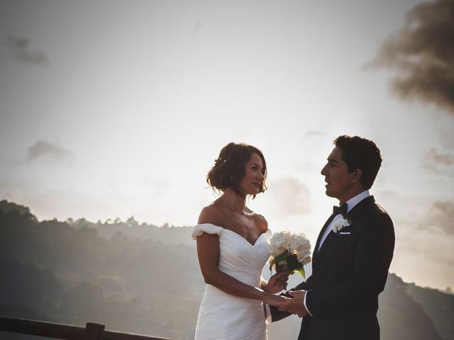 La boda de Marcos y Laura en Luces, Asturias 143