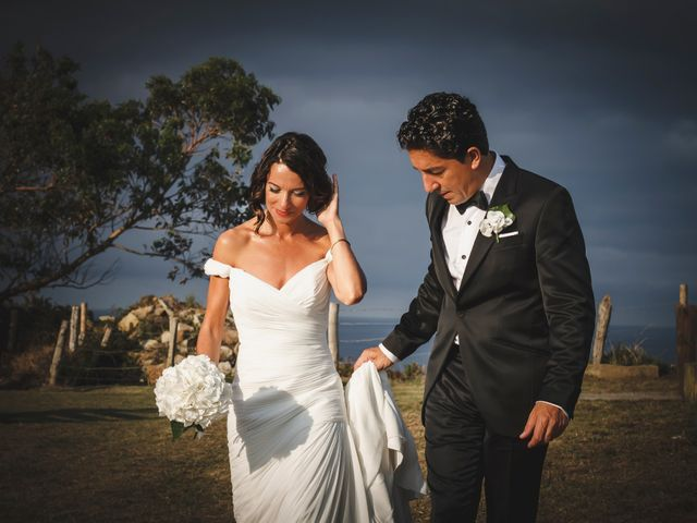 La boda de Marcos y Laura en Luces, Asturias 144