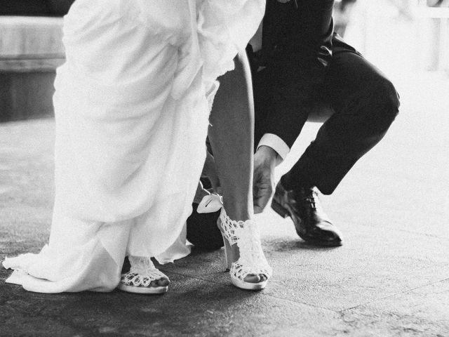 La boda de Marcos y Laura en Luces, Asturias 152