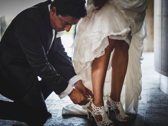 La boda de Marcos y Laura en Luces, Asturias 153
