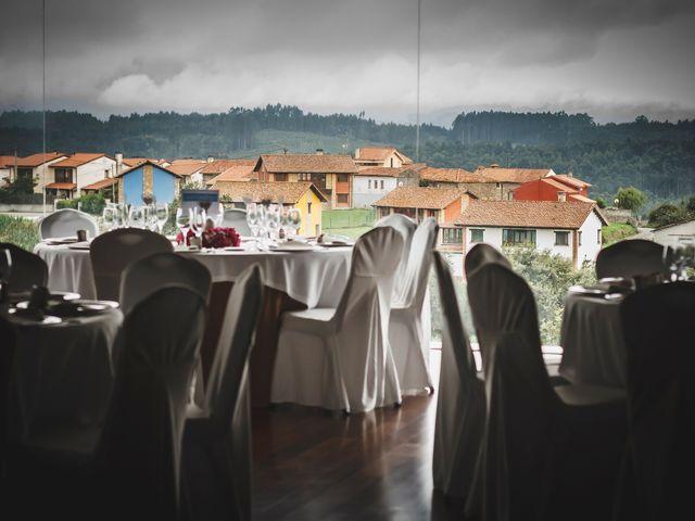 La boda de Marcos y Laura en Luces, Asturias 179