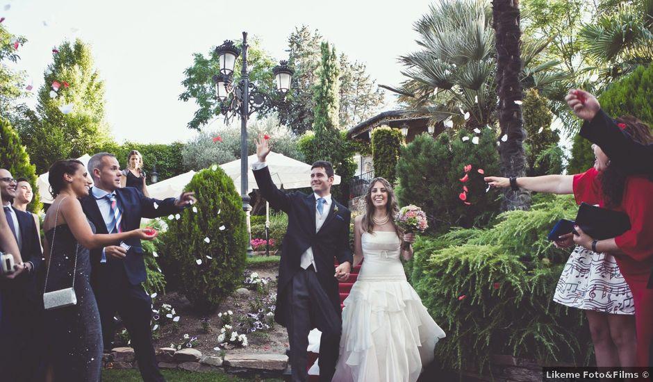La boda de Raúl y Laura en Galapagar, Madrid