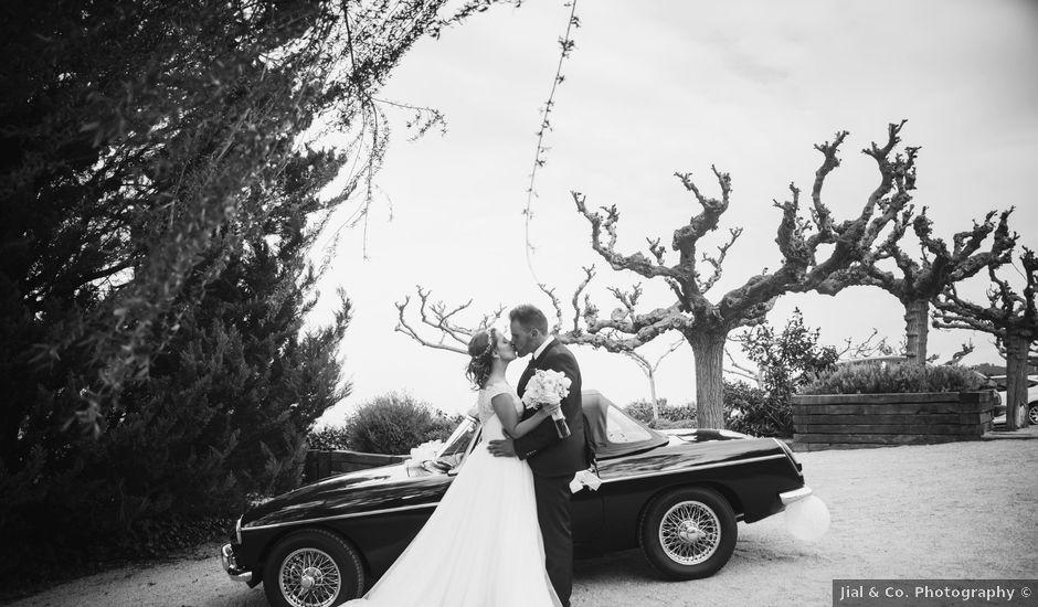 La boda de Pedro y Alicia en Subirats, Barcelona