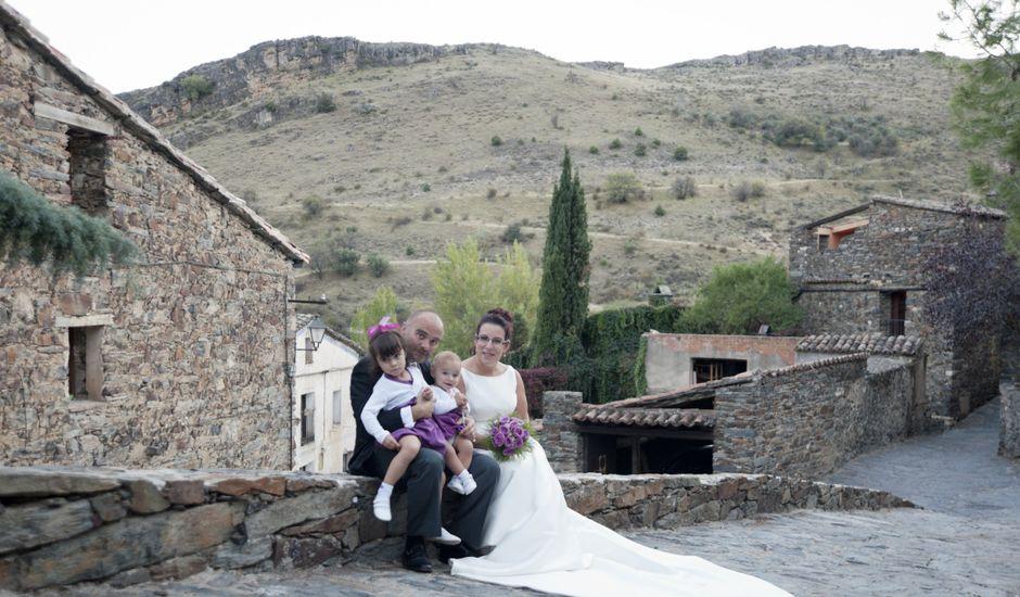 La boda de Mª Carmen y Rodrigo en Uceda, Guadalajara