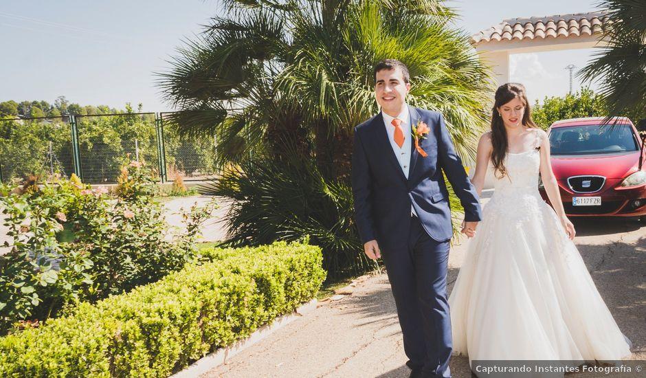La boda de Sergio y Annais en Mula, Murcia