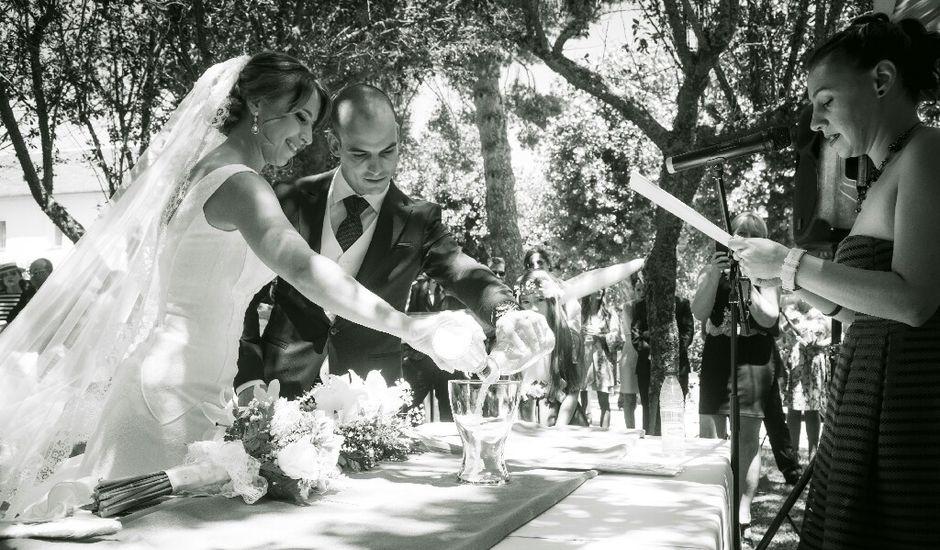 La boda de Fernando y Rocio en San Rafael, Segovia