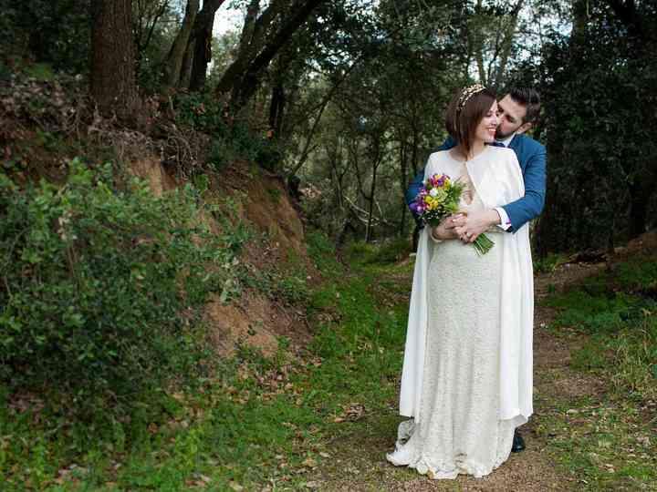 La boda de Marta y Mark