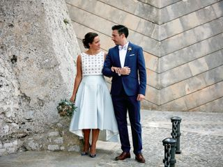 La boda de Bela y Carlos 2