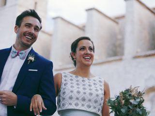 La boda de Bela y Carlos