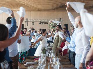 La boda de Paula y Tico 1