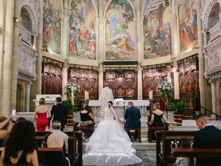 La boda de Herminia y Adrián  1