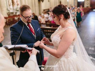 La boda de Herminia y Adrián  2