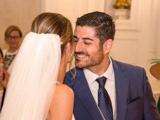 La boda de Irene y Josema