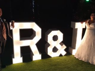 La boda de Rocio y Lolo