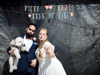 La boda de Victoria y Raúl 2