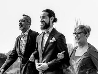 La boda de Victoria y Raúl 3