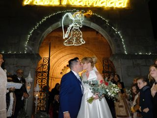 La boda de Vero y Juanfre 1