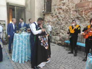 La boda de Anabel y Tobias