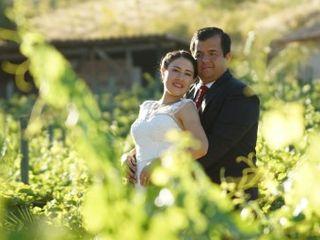 La boda de Carolina y Pedro 2