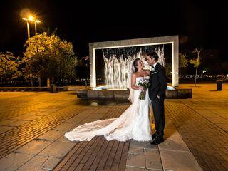 La boda de Pablo y Rocío