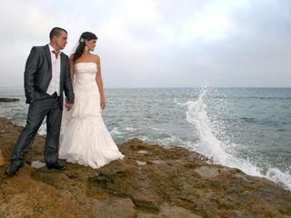 La boda de Noelia y Pedro Alberto