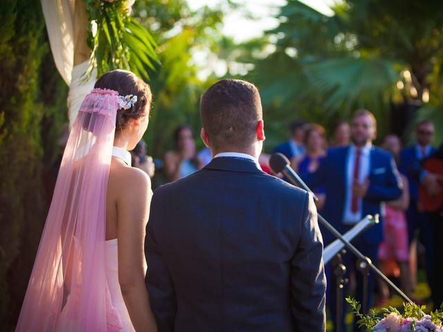 La boda de Jose y Lydia en Málaga, Málaga 1