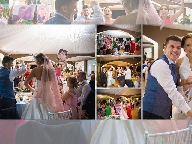 La boda de Jose y Lydia en Málaga, Málaga 11