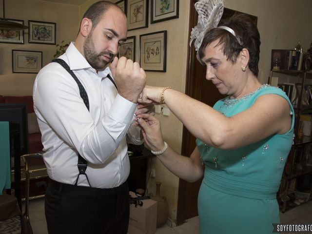 La boda de Kike  y Aroa  en Valladolid, Valladolid 4