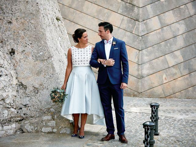 La boda de Carlos y Bela en Cala De San Vicente Ibiza, Islas Baleares 2
